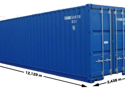 Container - Reservedele