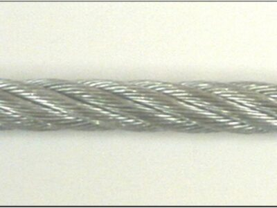 Stål Wire - Rustfri